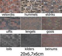 20x67x6cm-sierklinkers
