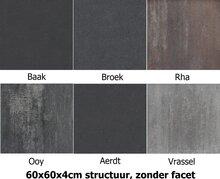 60x60x4cm-structuur
