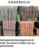 betontegels terrastegels tuintegels 30x30 heide en grijs_3