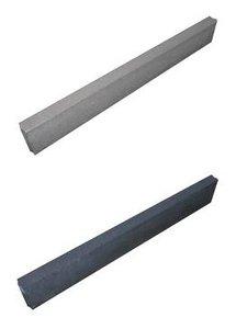 betonband 10x20x100cm grijs of antraciet
