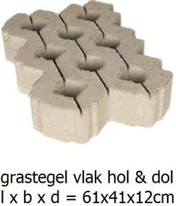 grasblok 61x41x12cm
