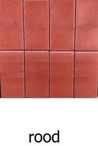 30x15x4,5cm rood