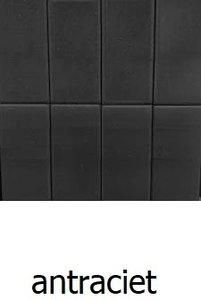 30x15x4,5cm antraciet