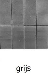 30x15x4,5cm betontegels grijs