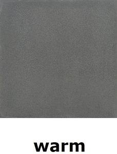 50x50x4cm terrastegel warm vlak furora premium zilver
