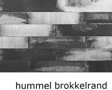12x12x60cm stapelblok wallblock zeeuws bont hummel brokkelrand