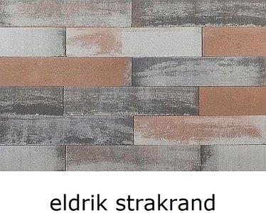 12x12x60cm stapelblok strakrand wallblock Texels bont eldrik