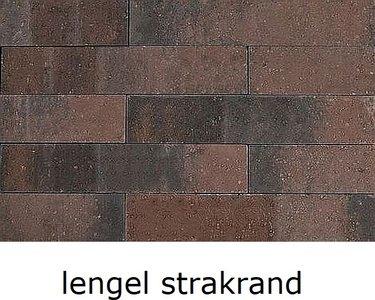 12x12x60cm stapelblok wallblock lengel strakrand