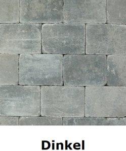 20x15x6cm grijs-zwart Dinkel