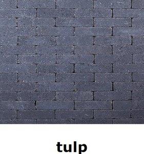 20x5x7cm kobblestone tuinvisie antraciet tulp