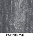 60x60x6cm vlak hummel zeeuws bont