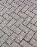 21x10,5x8cm voorbeeld betonklinkers grijs