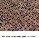 20,4x6,7x6,7cm terra rovento antica van der sanden